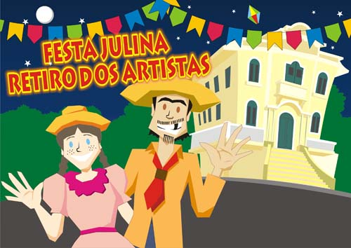 Festa Junina do Retiro dos Artistas
